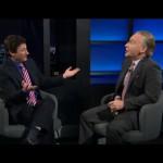 Lefty Maher Goes Bulldog On Islamist Apologist