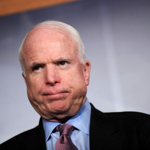 'What Are We Afraid Of?' McCain Doesn't Get Why Rand Paul And Friends Want A Gun Filibuster