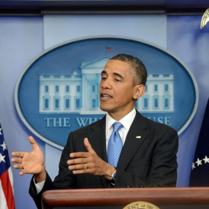 In Press Conference, Obama Notes: He's Right, He's Helping And He's Poised For Success