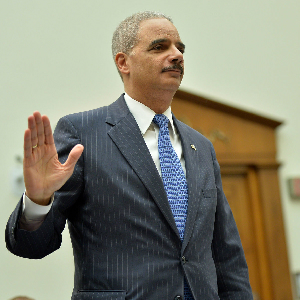 It's Time To Fire Eric Holder
