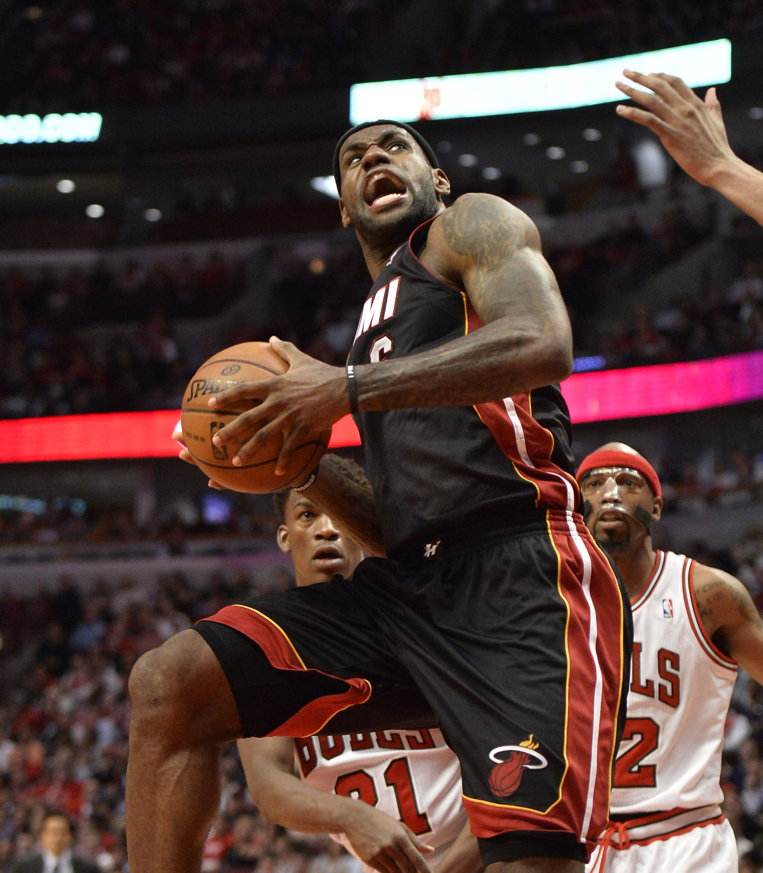 Eastern Conference Semifinals Miami Heat vs. Chicago Bulls Game 4