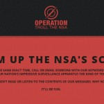 Let's All Get Together Tonight And Jam Up The NSA!