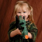 Buy Your Child A Toy Gun, And You Can Guarantee He's Going To Kill Someone