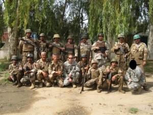 GWOT Iraq Deployment