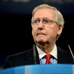 Conservative Group Calls For McConnell To Step Aside