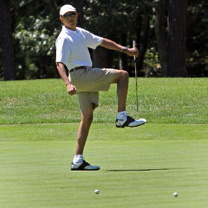What Obama Did On His Summer Vacation