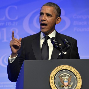 Preaching To The Choir: Obama Tells Congressional Black Caucus He Will 'Keep Marching' On Obamacare, Gun Control