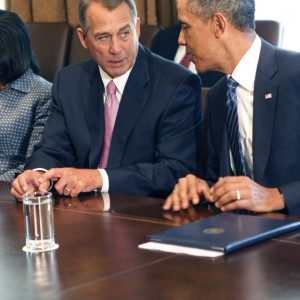 Strange Bedfellows: Boehner Serves Obama While Cornel West Ponders The I-Word