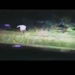 Video Shows Cop Mowing Down Suspect With Patrol Car
