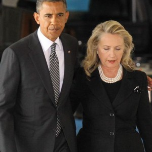 Obama Calls 'Horsesh*t' After Clinton Criticizes Foreign Policy Decisions Made While She Was Still In Office
