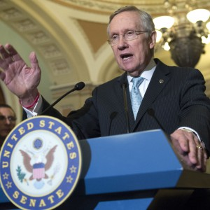 Concerning Harry Reid