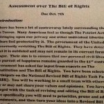 Common Core Instructs Students To Change The 'Outdated' Bill Of Rights