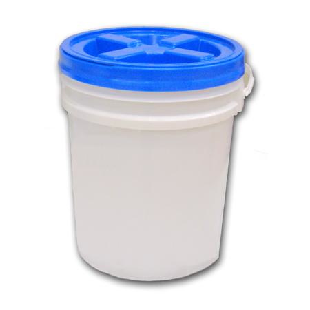5 gallon bucket with gamma lid