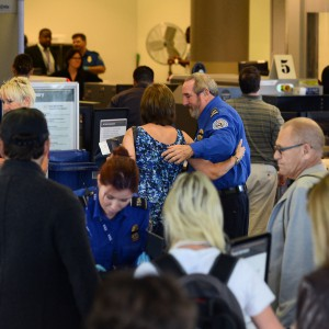 TSA Union Wants Armed Agents To Protect Workforce From Right-Wing Threats