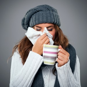 Don't Let The Flu Invade Your Family
