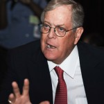 Koch Brothers Way Down The List Of Top Political Donors – A List Dominated By Democrats