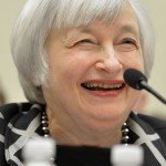 Yellen Boards Bernanke's Helicopter