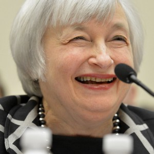 Yellen Boards Bernanke's Helicopter