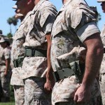 U.S. Marines Making A Return To 'Sleeves Up'