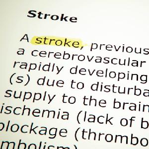 definition of stroke