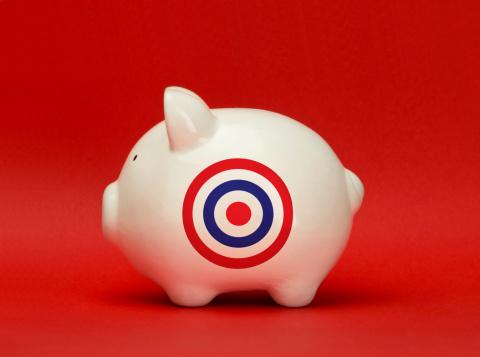 piggy bank target