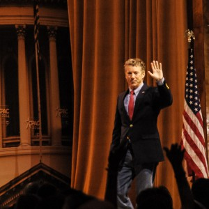 Rand Paul Stakes Out His Reagan Territory Before The Other Presidential Candidates Can Get There