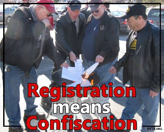 burning gun registration forms