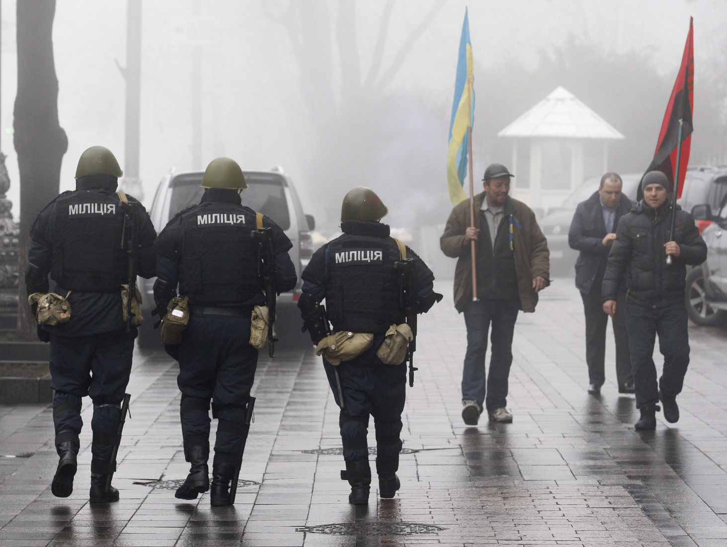ukraine scene