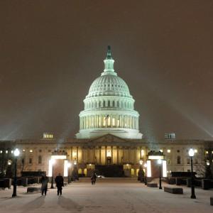 Night Of The ManBearPig: The Senate Sleeps Over