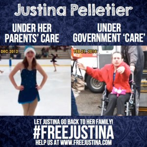 It's 14 Months Of Torture For Justina Pelletier