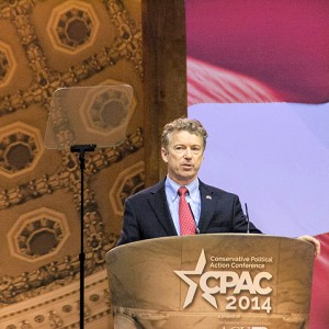 Israel Lobby Paints A Target On Rand Paul's Back