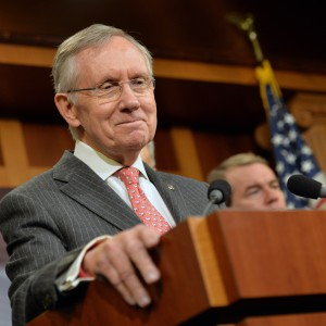 Another Senate Ethics Complaint Against Harry Reid
