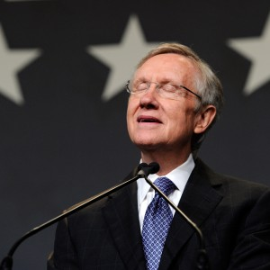 Harry Reid Consoles Reeling GOP Establishment: 'We Need More Lindsey Grahams'
