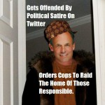 Mayor Gets Feelings Hurt Over Twitter Parody, Orders Police Raid