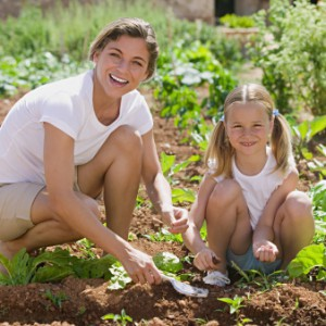 Growing A Garden Is Good For Your Health