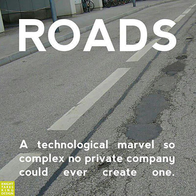 road meme