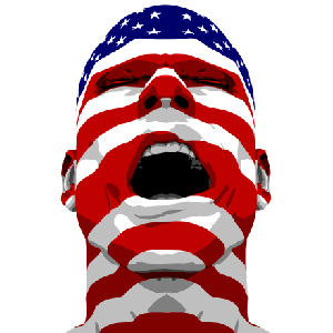 angry american