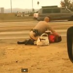 CHP Officer Videotaped Punching Woman Could Face 'Serious Charges'