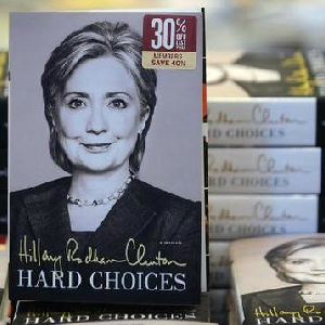 Say It Ain't So: Publisher Takes A Bath On Hillary Clinton's Book