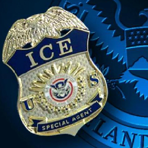 immigration and custom enforcement shield