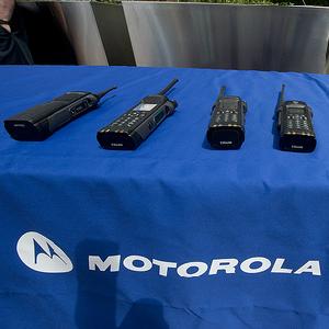 motorola solutions radios