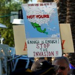 Protests Against The Illegal Invasion Gaining Steam