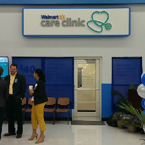 Walmart Tests Low-Cost 'Doc-In-A-Box' Walk-In Clinics