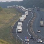 Russia And Ukraine Reach Deal Over Aid Convoy