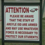 Texas School District: Our Teachers Are Armed And Prepared To Protect Students
