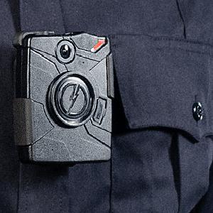 Taser body camera
