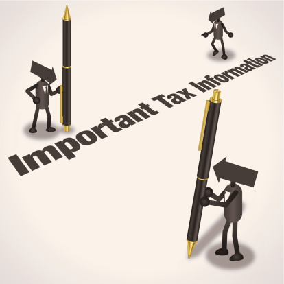Important tax information