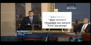Video thumbnail for youtube video Cruz: Dems Ignore Major Threats, While Attempting to Re-Write First Amendment - Personal Liberty