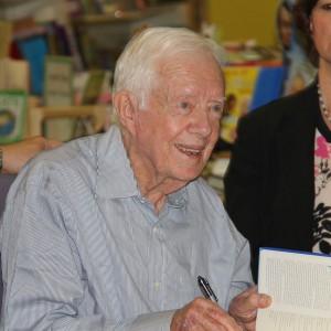 Jimmy Carter Raises Money For Terrorists