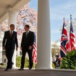 Obama, Cameron Seek To Build Coalition To Take On Islamic State